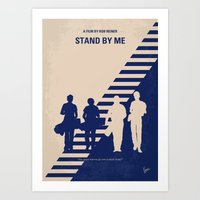No429 My Stand By Me Min… Art Print