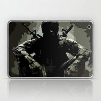 Call Of Duty Camo Laptop & iPad Skin