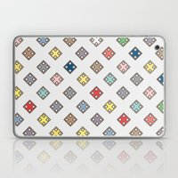 Colors in the city Laptop & iPad Skin