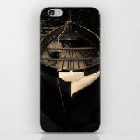 Boat of a Fisherman iPhone & iPod Skin