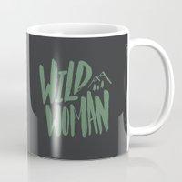 Wild Woman Mug
