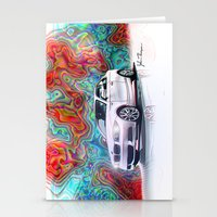 BMW 135i Stationery Cards