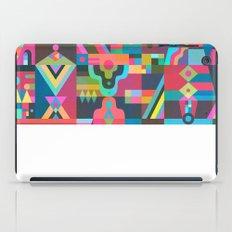 Schema 17 iPad Case