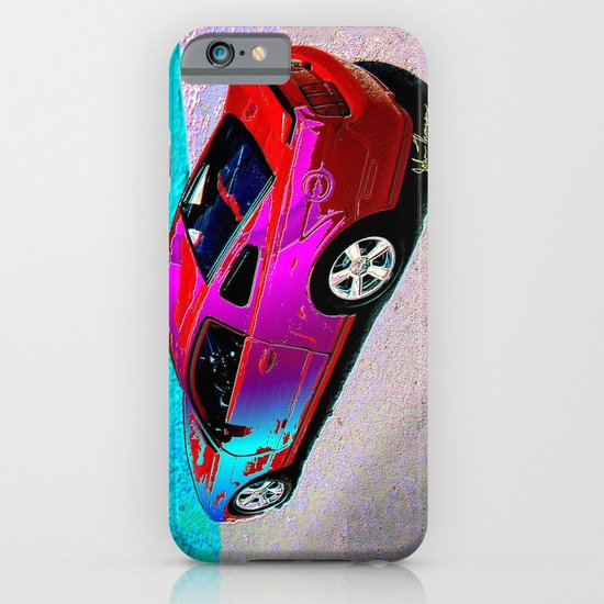Mustang GT iPhone & iPod Case