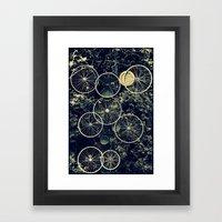 Tire - less Framed Art Print