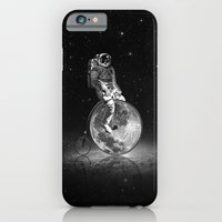 iPhone & iPod Case featuring Lunar Cycle by William McDonald