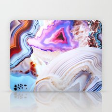 Agate, A Vivid Metamorph… Laptop & iPad Skin