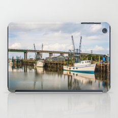 At the Dock iPad Case