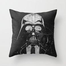 Darth Vader Gentleman Throw Pillow