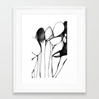 anatomized #3 Framed Art Print