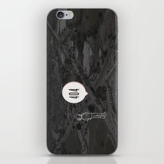 Not Found iPhone & iPod Skin