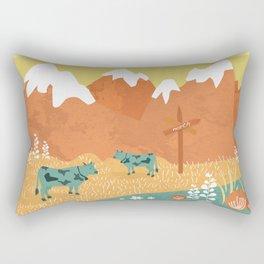 Rectangular Pillow - Alpine - Kakel