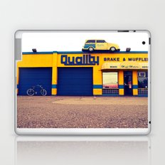 Car on roof Laptop & iPad Skin
