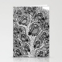 The Hypnowl Council Stationery Cards