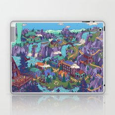 Try Not to Step on Anything This Time Laptop & iPad Skin