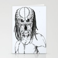 The Pred Stationery Cards
