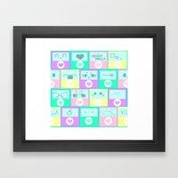 Podix  Framed Art Print
