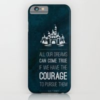 iPhone & iPod Case featuring Dreams come true by Lauren Evans