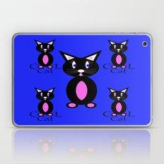 Cat Cool Laptop & iPad Skin