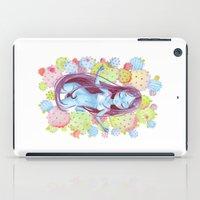 Cactus Nymph iPad Case