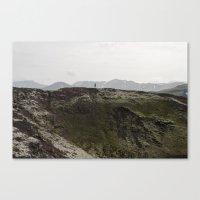 ICELAND VII Canvas Print