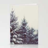 Winter Daydream #2 Stationery Cards