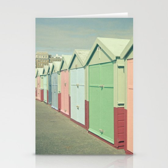 By the Sea Stationery Card