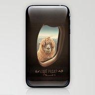 QUÈ PASA? iPhone & iPod Skin