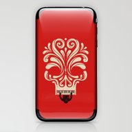 iPhone & iPod Skin featuring Killer Tune by Enkel Dika