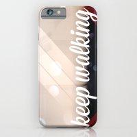 Keep Walking iPhone 6 Slim Case