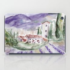 Provence iPad Case