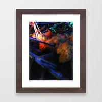 Abduct 4 Framed Art Print