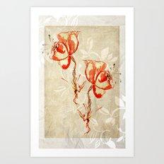 flower3 Art Print