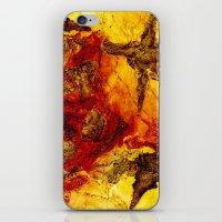 Through the Gap iPhone & iPod Skin