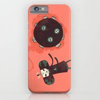 iPhone Cases featuring Katamari of the Dead by Hector Mansilla
