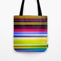 Light Beams Tote Bag