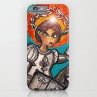 Joan of Arc iPhone 6 Slim Case