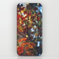 Abstract Foliage iPhone & iPod Skin
