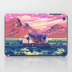 american landscape 5 iPad Case