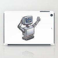 Happy Bot iPad Case