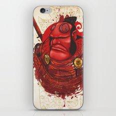 Bushido: Herubōi iPhone & iPod Skin