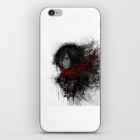 Ackerman iPhone & iPod Skin