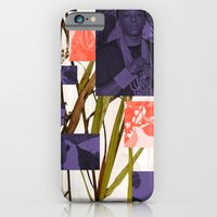iPhone & iPod Case featuring Devil Get Up Off Me by Young Weirdos Guild