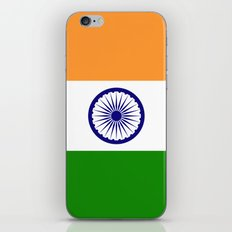 Flag of India - High quality authentic HD version iPhone & iPod Skin