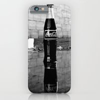 iPhone & iPod Case featuring Urban Coca-Cola by Vorona Photography