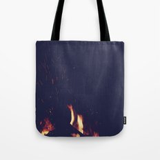 FIRE 3 Tote Bag