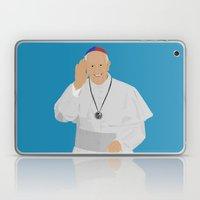 Pope Francis - San Lorenzo version Laptop & iPad Skin