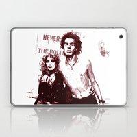 Sid and Nancy Laptop & iPad Skin