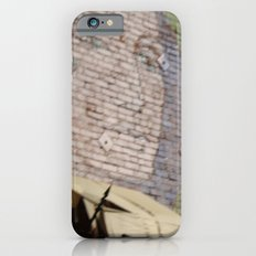 Paint Brick Face iPhone 6 Slim Case