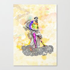 Appolon Canvas Print